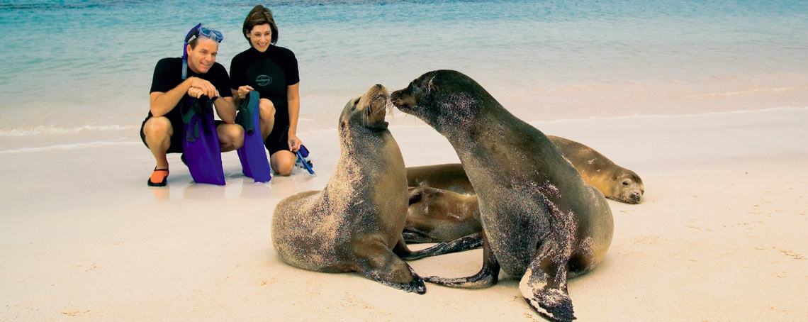 Exclusive cruises to Galapagos Islands